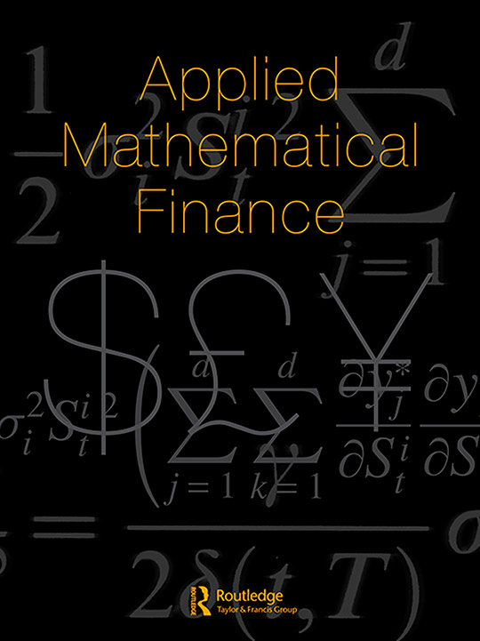 Applied Mathematical Finance